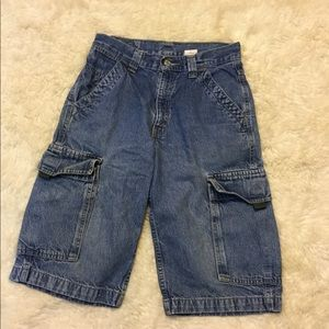 Levi's Red Tag Carpenter shorts size 16